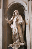 Virgin Mary - Vatican, Italy Royalty Free Stock Image