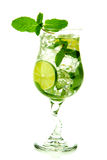 Virgin Mojito cocktail Royalty Free Stock Photos