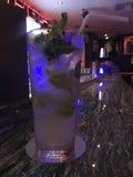 Virgin mojito. Mocktail non-alcoholic Royalty Free Stock Images
