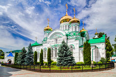 The Virgin Monastery of Raifa. Orthodox monastery in Kazan, Tatarstan, Russia Stock Photos