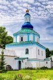 The Virgin Monastery of Raifa. Orthodox monastery in Kazan, Tatarstan, Russia Royalty Free Stock Photos