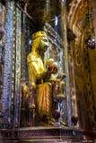 Virgin of Montserrat Royalty Free Stock Images