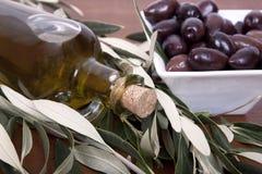 Virgin olive oil Royalty Free Stock Photos
