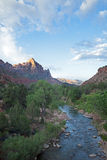 Virgin River Royalty Free Stock Photo