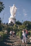 Virgin Statue Stock Photo