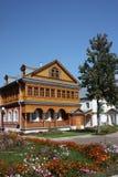 Virgin of Tikhvin Monastery. Exclusionary housing. Royalty Free Stock Photo