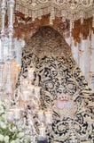 Virgin van bortherhood van ` Esperanza de Triana ` royalty-vrije stock foto
