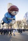 Virginia Balloon in 2013 Macy's Parade Stock Photography