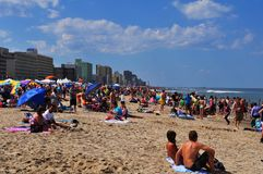 Virginia Beach Royalty Free Stock Photos