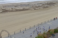 Virginia Beach Boardwalk Race Royalty Free Stock Image