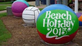 Virginia Beach Boardwalk Royalty Free Stock Image