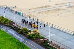 Virginia Beach Boardwalk, Virginia Beach, Virgínia imagens de stock