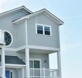 Virginia beach eastern shore  oceanfront  home Stock Image