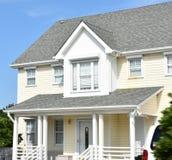 Virginia beach eastern shore  oceanfront  home Stock Photo