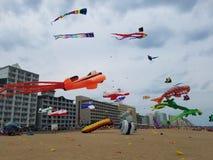 Virginia Beach Kite Festival 2018 Royalty Free Stock Photography
