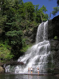 Virginia Cascades waterfall Stock Image