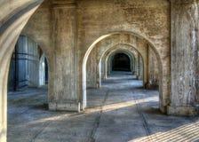 Virginia catacombs Stock Photo