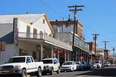 Virginia City, Невада стоковые изображения rf