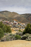 Virginia City Stock Photo