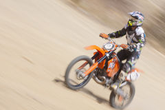 Virginia City Blurred Racer Stock Photos