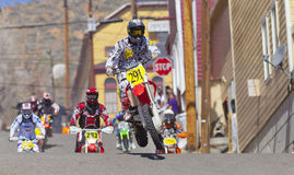 Virginia City GP Racer #291 Stock Photos