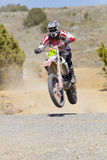 Virginia City GP Racer #375 Royalty Free Stock Photos