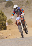 Virginia City GP Racer #27 Royalty Free Stock Images