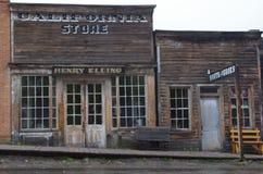 Virginia City, Montana, royalty-vrije stock foto