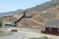 Virginia City Nevada Fotografia Stock
