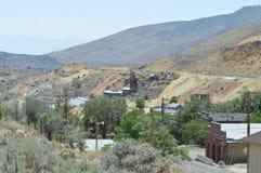 Virginia City Nevada Immagini Stock