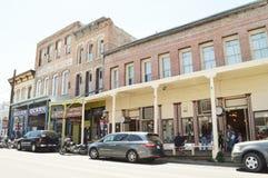 Virginia City Nevada Immagine Stock