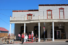 Virginia City, Nevada Stock Images