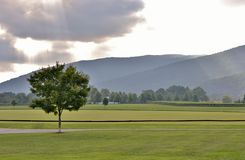 Virginia Countryside Royalty Free Stock Photography