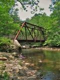 Virginia Creeper Trail lizenzfreies stockbild