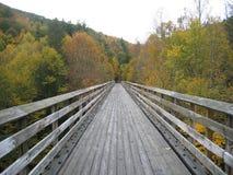 Virginia Creeper Trail photo libre de droits