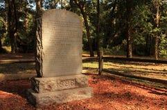 Virginia Dare Monument Stock Photography