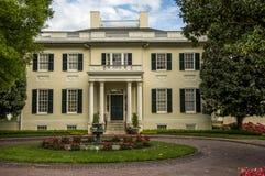 Virginia Executive Mansion Royaltyfria Foton