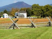 Virginia Farm Royalty Free Stock Photography