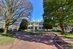 Virginia Governor Mansion - Richmond, VA. Virginia Governor`s Mansion in Richmond, Virginia Stock Images