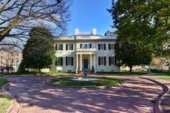 Virginia Governor Mansion - Richmond, VA. Virginia Governor`s Mansion in Richmond, Virginia Stock Photo