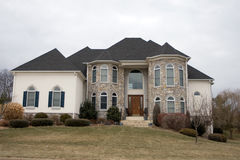Virginia-Haus Lizenzfreies Stockbild