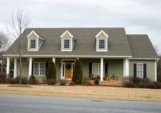 Virginia-Haus Stockfoto