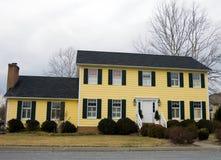 Virginia-Haus Stockbild