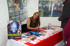 Virginia Hey royaltyfria bilder