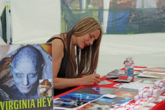 Virginia Hey Royalty Free Stock Image