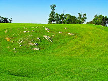 Virginia Hills Landscape Royalty Free Stock Photography