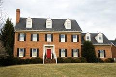 Virginia Home - Frederick County Stock Photography