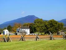 Virginia Homestead Foto de Stock Royalty Free