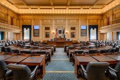 Virginia House Chamber Fotografering för Bildbyråer