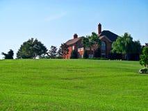 Virginia House Hill Landscape stock photos